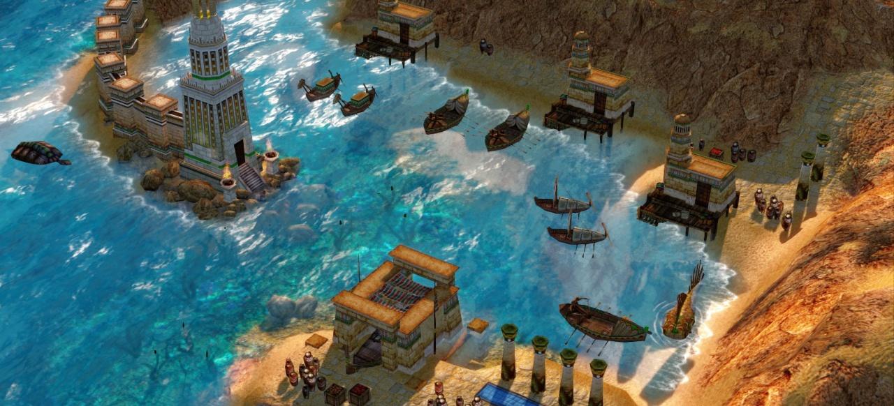 Age of Mythology (Taktik & Strategie) von Microsoft