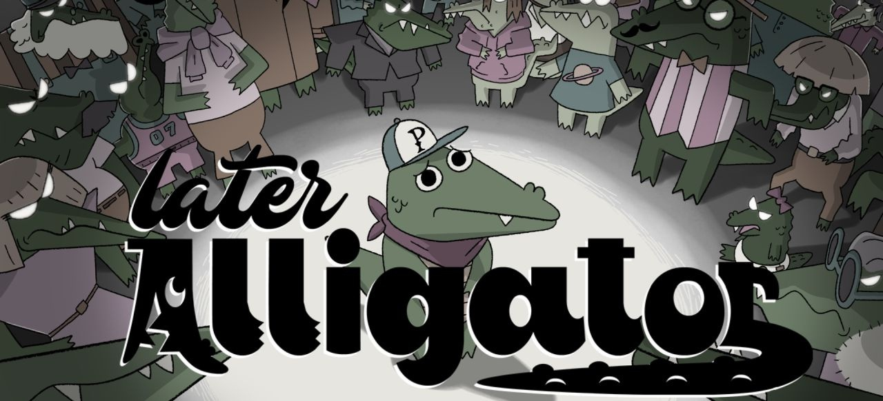 Later Alligator (Adventure) von SmallBü Animation / Pillow Fight Games