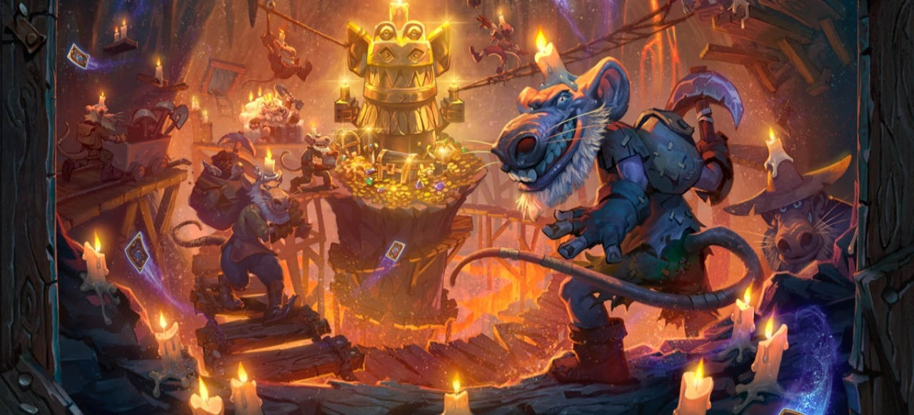 Hearthstone: Kobolde & Katakomben (Taktik & Strategie) von Blizzard Entertainment