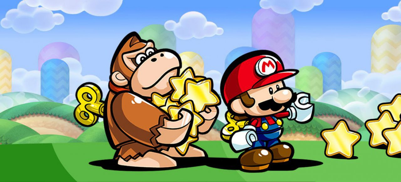 Mario vs. Donkey Kong: Tipping Stars (Logik & Kreativität) von Nintendo