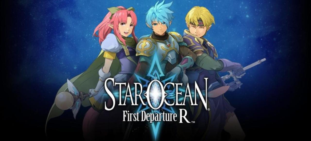 Star Ocean: First Departure R (Rollenspiel) von Square Enix
