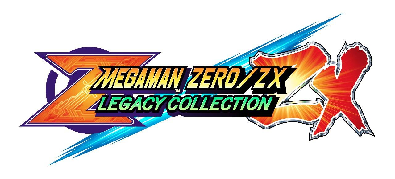 MegaMan Zero/ZX Legacy Collection (Geschicklichkeit) von Capcom