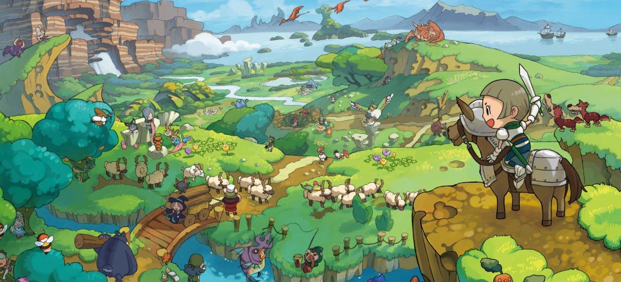 Fantasy Life (Rollenspiel) von Level 5