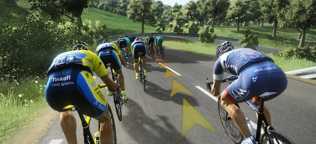 Le Tour de France 2014 (Sport) von Focus Home / Koch Media