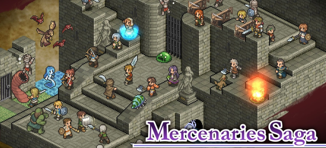 Mercenaries Saga Chronicles (Taktik & Strategie) von Circle Entertainment