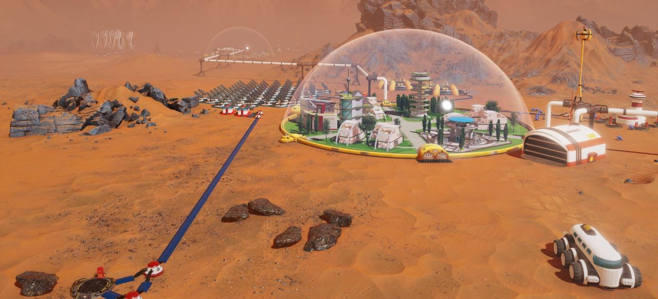 Surviving Mars (Taktik & Strategie) von Paradox Interactive