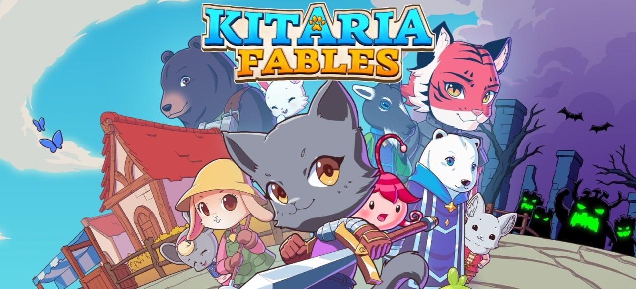 Kitaria Fables (Rollenspiel) von PQube