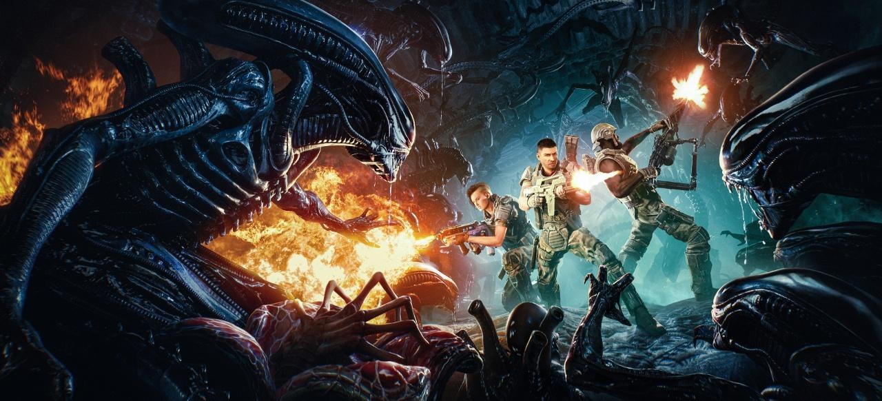 Aliens: Fireteam Elite (Shooter) von Cold Iron Studios / Focus Home Interactive