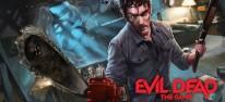Evil Dead: The Game: Asymmetrisches Multiplayer-Gemetzel kommt noch 2021; frische blutige Spielszenen