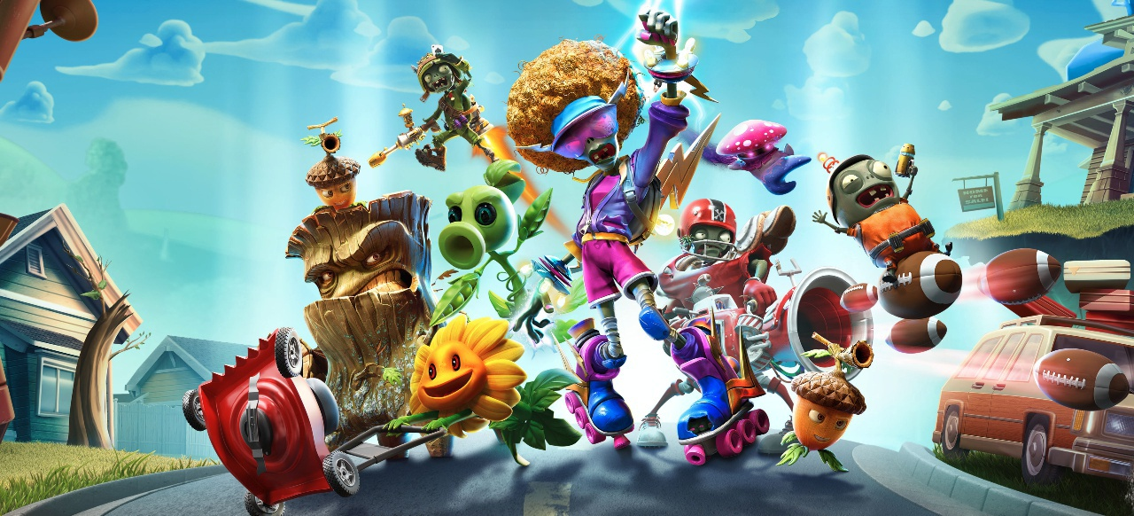 Plants vs. Zombies: Schlacht um Neighborville (Shooter) von Electronic Arts