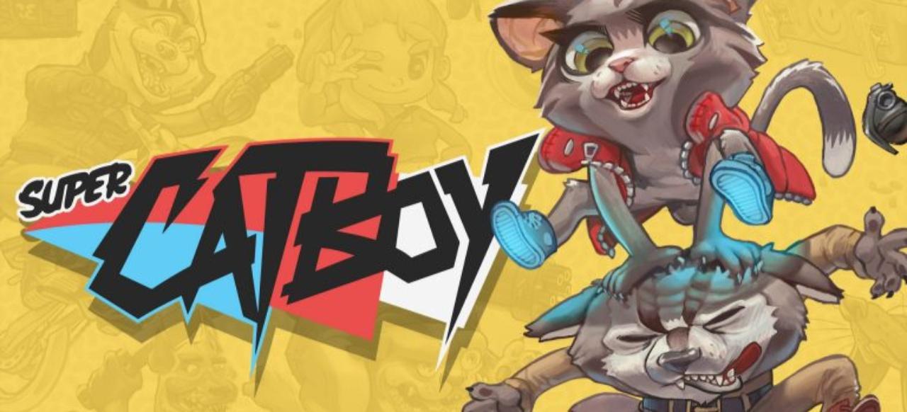 Super Catboy () von Assemble Entertainment