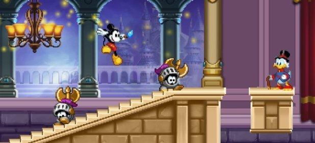 Micky Epic: Die Macht der Fantasie (Plattformer) von Disney Interactive Studios