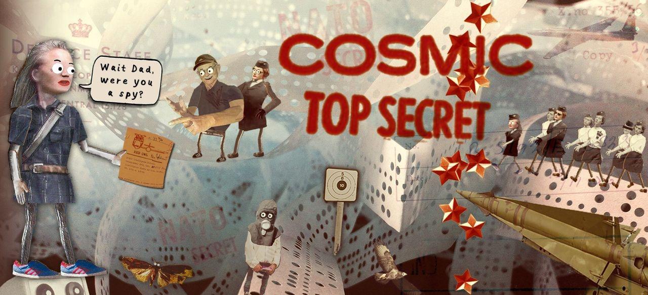 Cosmic Top Secret (Adventure) von Klassefilm