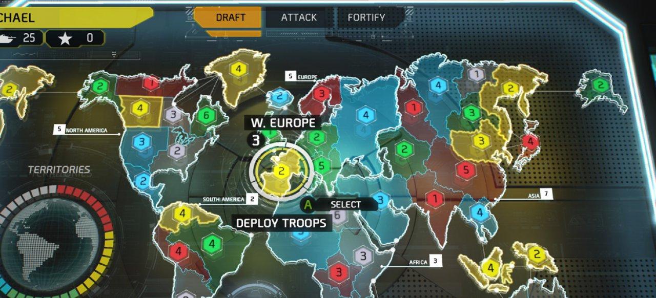 Risiko: Das Videospiel (Taktik & Strategie) von