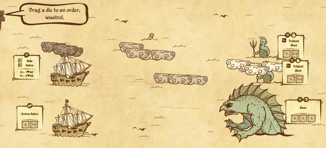 Here Be Dragons (Taktik & Strategie) von Red Zero Games