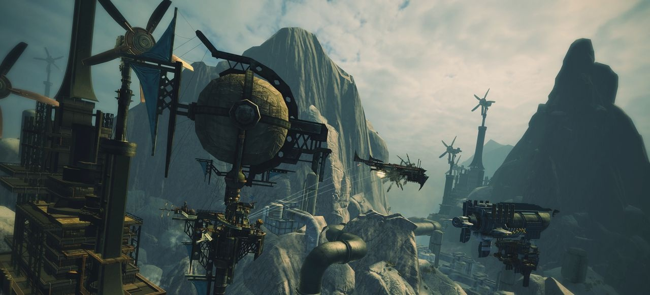Guns of Icarus Alliance (Simulation) von Muse Games