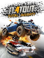Alle Infos zu FlatOut 4: Total Insanity (PC,PlayStation4,XboxOne)