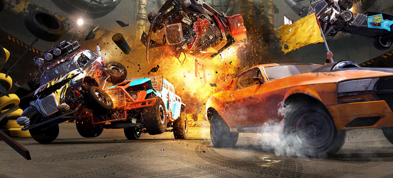 FlatOut 4: Total Insanity (Rennspiel) von Bigben Interactive (PS4, Xbox One) / Strategy First (PC)