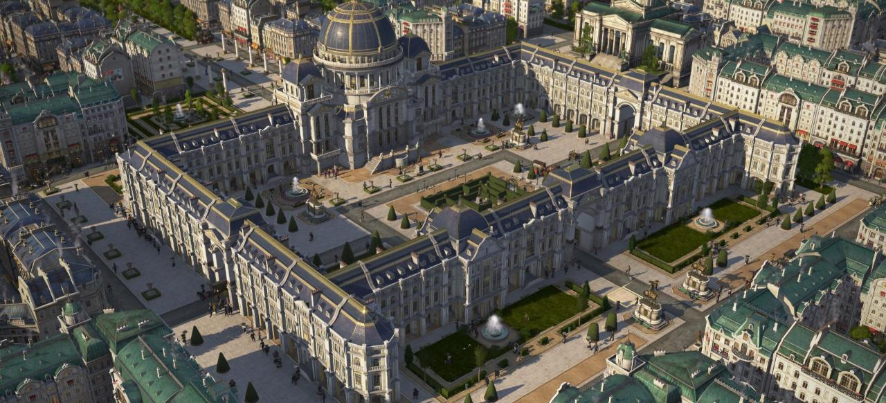 Anno 1800: Paläste der Macht (Taktik & Strategie) von Ubisoft