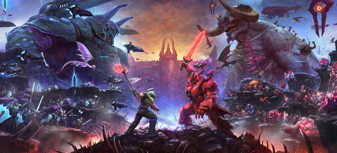 Doom Eternal - The Ancient Gods, Part Two (Shooter) von Bethesda / Microsoft