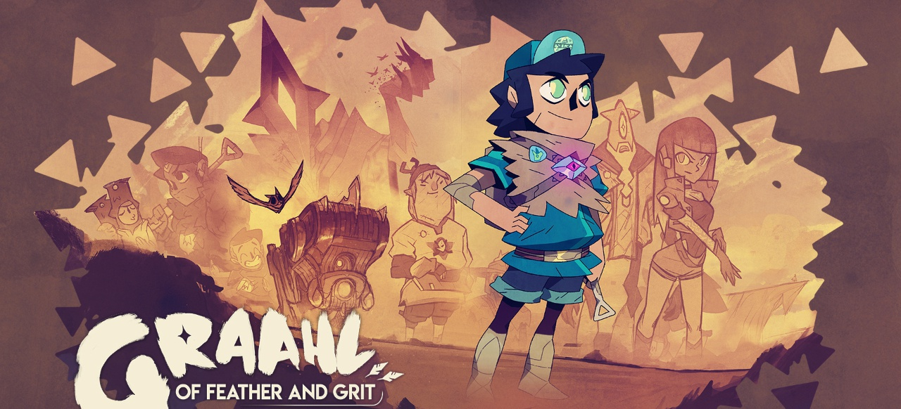 Graahl: Of Feather and Grit (Strategie) von