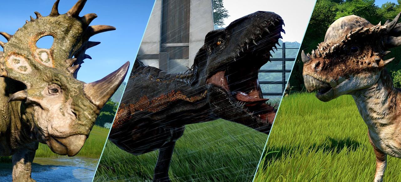 Jurassic World Evolution: Dr. Wus Geheimnisse (Taktik & Strategie) von Frontier Developments
