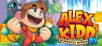 Alex Kidd in Miracle World DX: Remake des Master-System-Oldies kommt im Juni; auch für PS5 und Xbox Series X