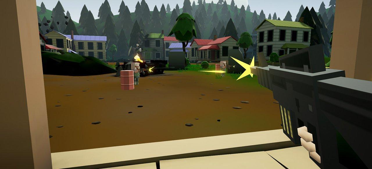 Out of Ammo (Taktik & Strategie) von RocketWerkz