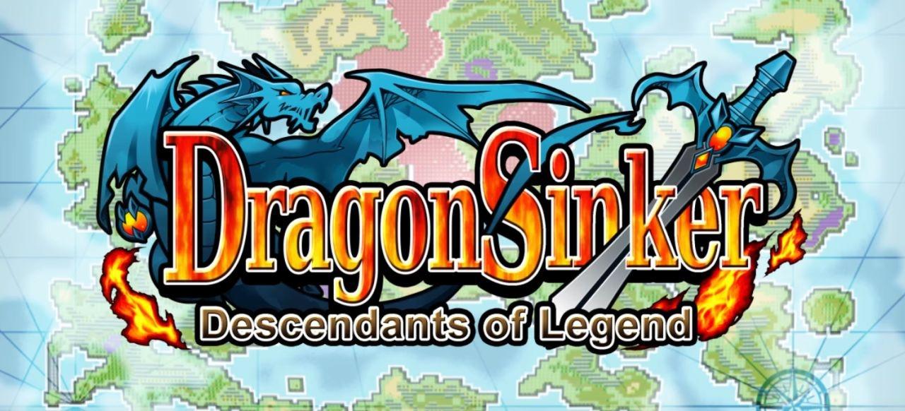 Dragon Sinker: Descendants of Legend (Rollenspiel) von Kemco