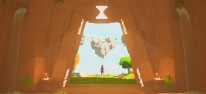 Hourglass: Von Portal, The Witness und Rime inspiriertes Puzzle-Adventure sucht Unterstützung auf Kickstarter