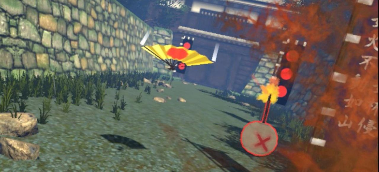 Samurai Sword VR (Arcade-Action) von Degica