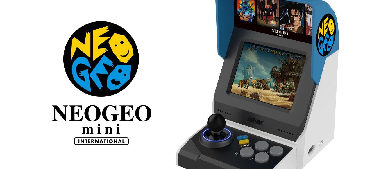 Neo Geo Mini (Hardware) von SNK