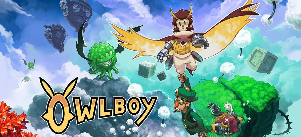 Owlboy (Plattformer) von D-Pad Studio