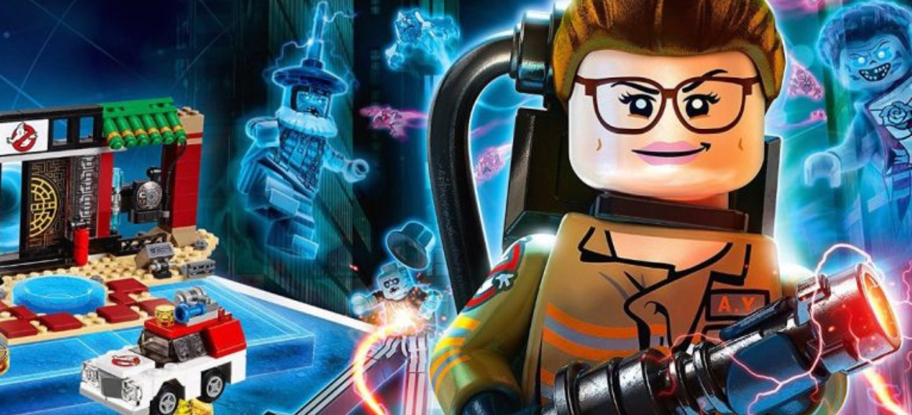 Lego Dimensions: Ghostbusters (Action) von Warner Bros Interactive