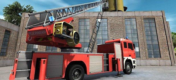 Werk-Feuerwehr-Simulator (Simulation) von Rondomedia