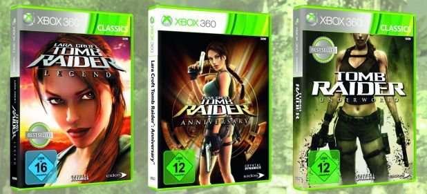 Tomb Raider Collection (Action-Adventure) von Square Enix
