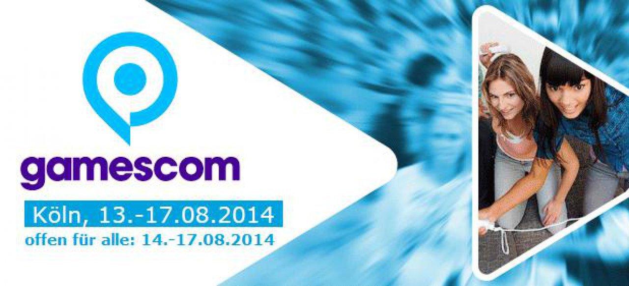 gamescom 2014 (Messen) von