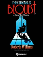Alle Infos zu The Colonel's Bequest - a Laura Bow Mystery (PC,Spielkultur)