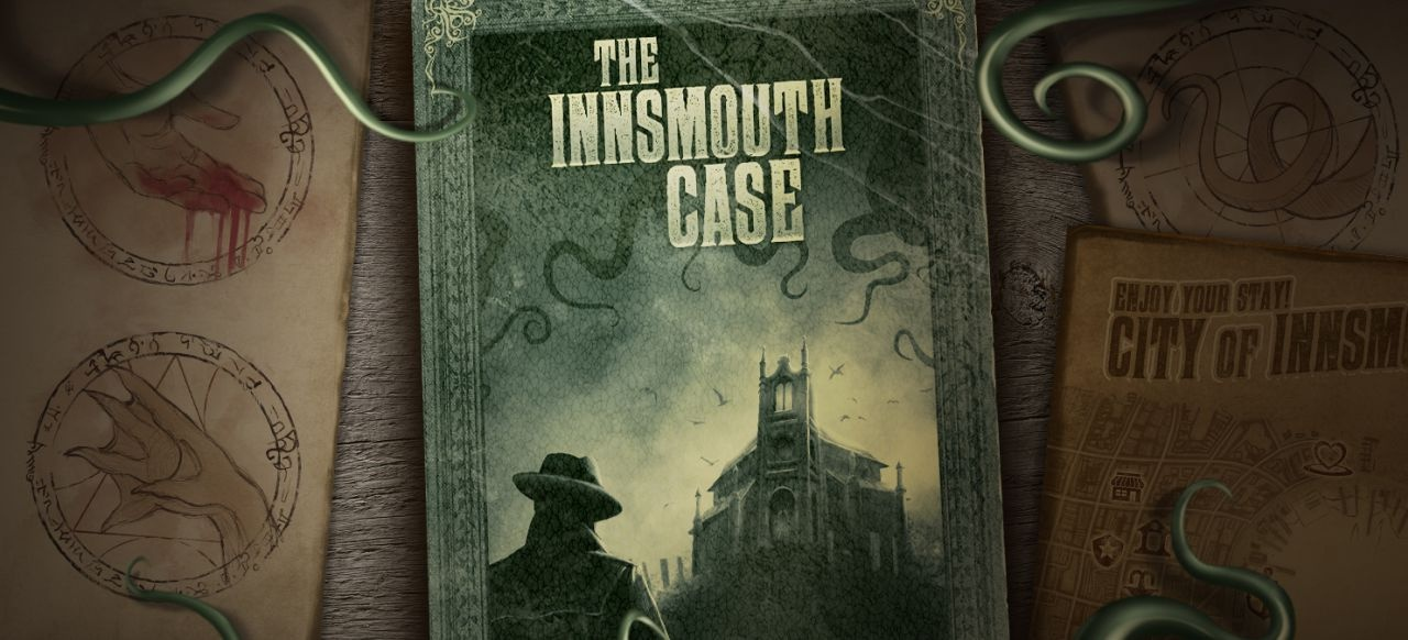 The Innsmouth Case (Adventure) von Assemble Entertainment