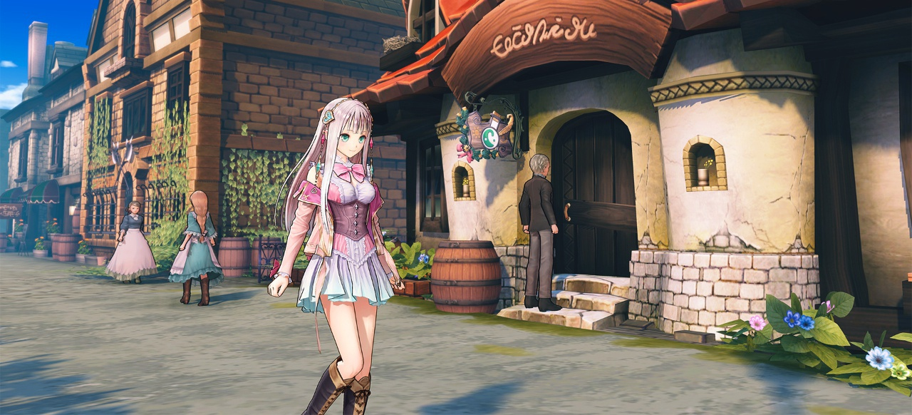 Atelier Lulua: The Scion of Arland (Rollenspiel) von Koei Tecmo / Koch Media