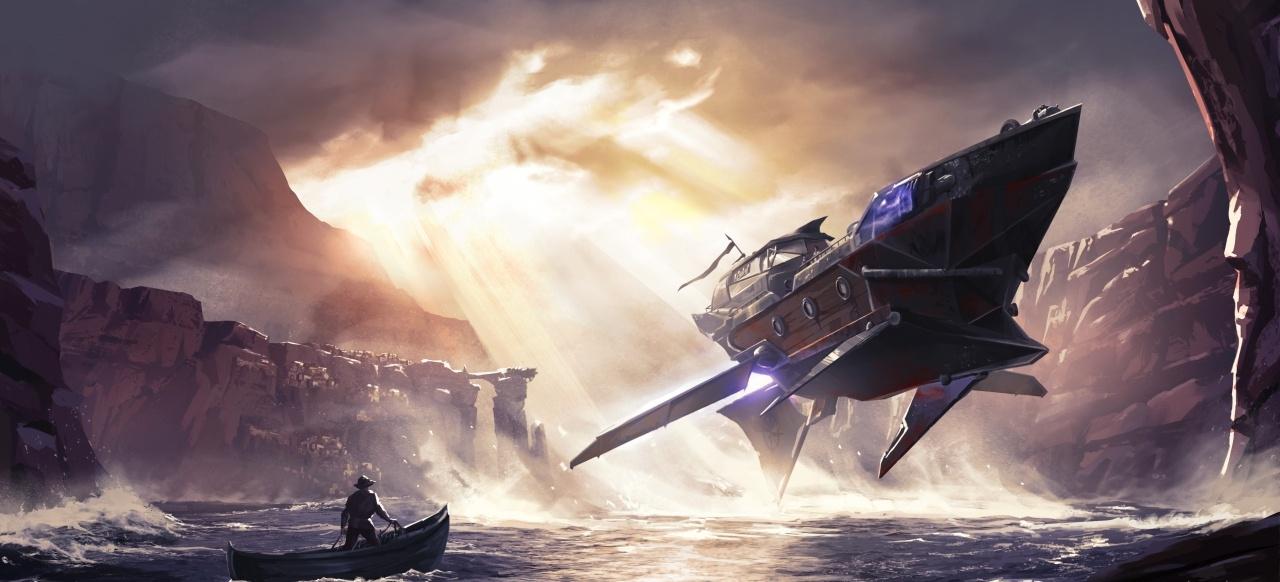 Dark Envoy: Aktuelle Spielszenen aus dem Rollenspiel der Tower-of-Time-Macher