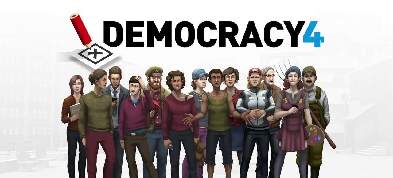 Democracy 4 (Simulation) von Positech Games