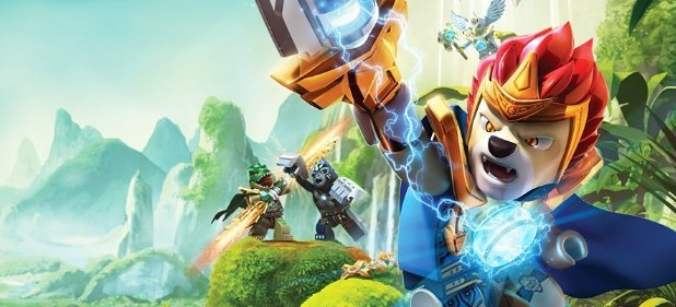 Lego Legends of Chima: Laval's Journey (Action-Adventure) von Warner Bros. Games