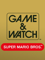 Alle Infos zu Game & Watch: Super Mario Bros. (Spielkultur)