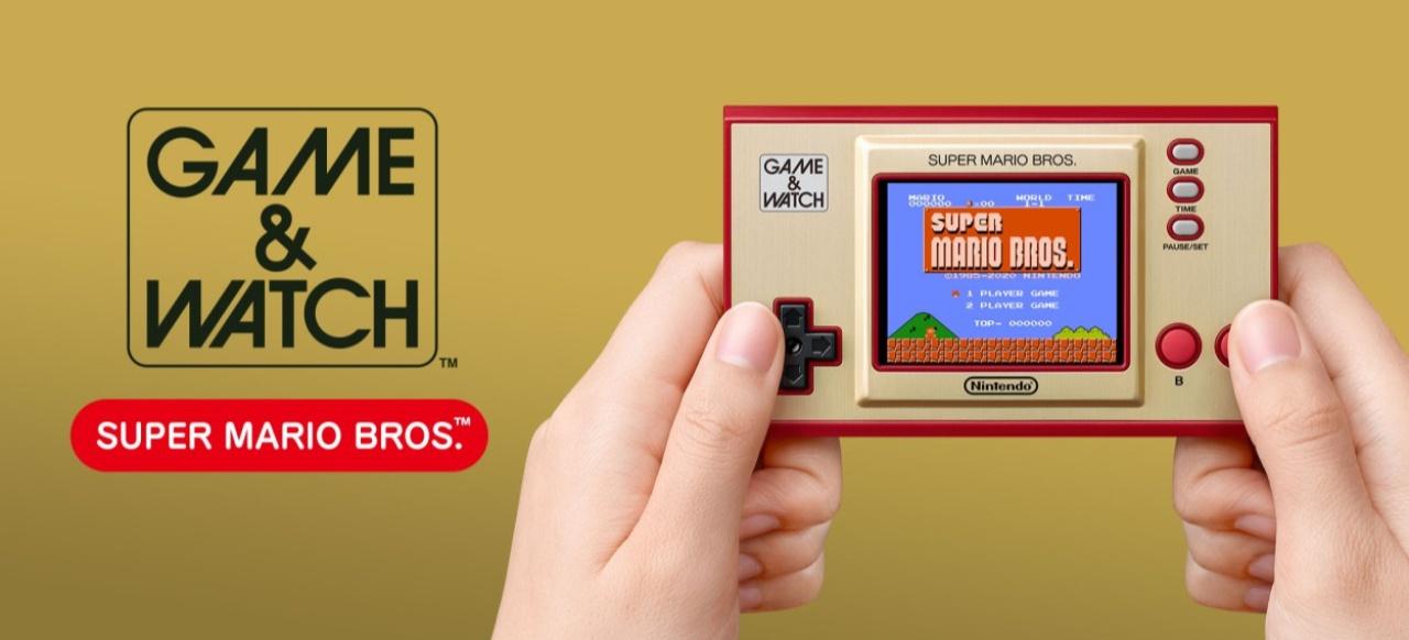 Game & Watch: Super Mario Bros. (Plattformer) von Nintendo