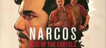 Narcos: Rise of the Cartels: Rundenstrategie zur Netflix-Serie startet im Herbst auf PC, PS4, Xbox und Switch