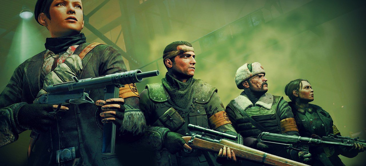 Zombie Army Trilogy (Shooter) von Rebellion