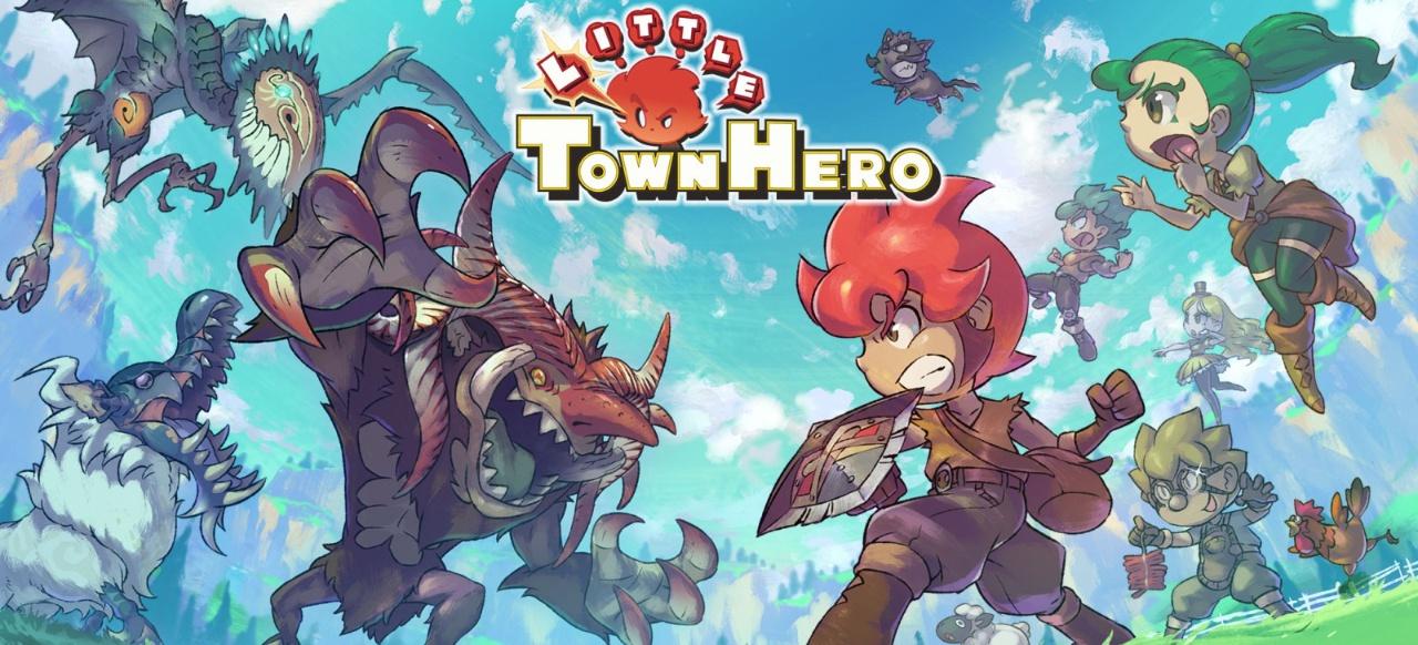Little Town Hero (Rollenspiel) von Game Freak / NIS America / Koch Media
