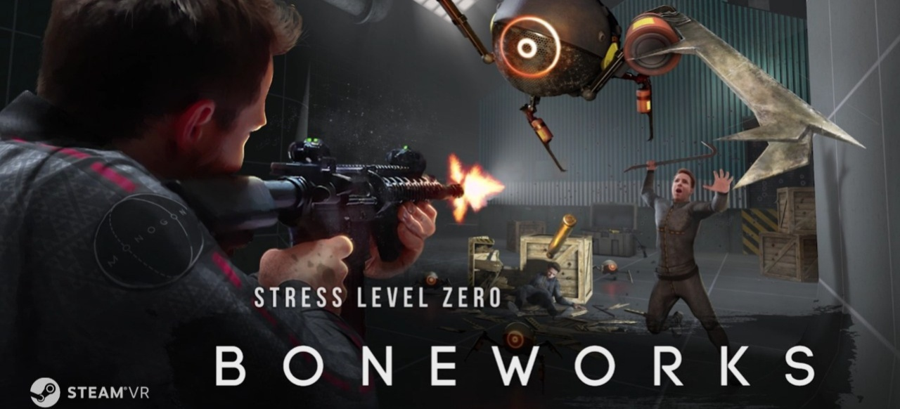 Boneworks für Oculus Quest (Arbeitstitel) (Action-Adventure) von Stress Level Zero