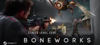 Boneworks für Oculus Quest (Arbeitstitel): Serien-Ableger des physikbasierten Action-Adventures für Quest angekündigt